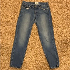 Used Paige denim verdugo crop